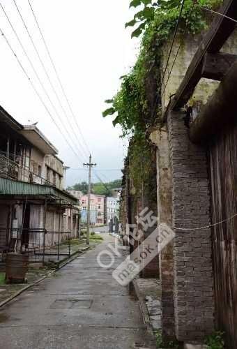 四川农村过去的老房子风景图片