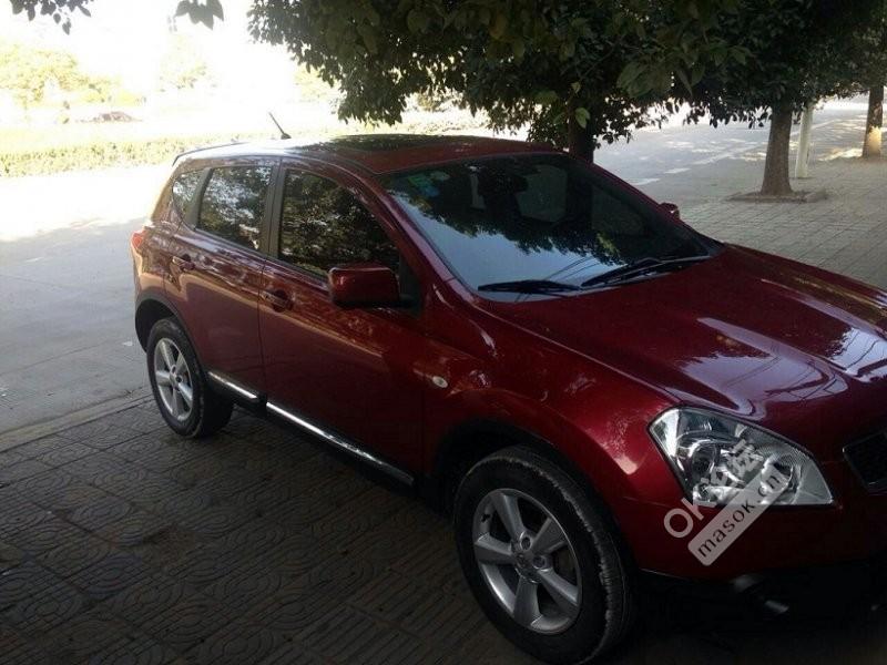 2011款尼桑逍客SUV 二手车市场高清图片