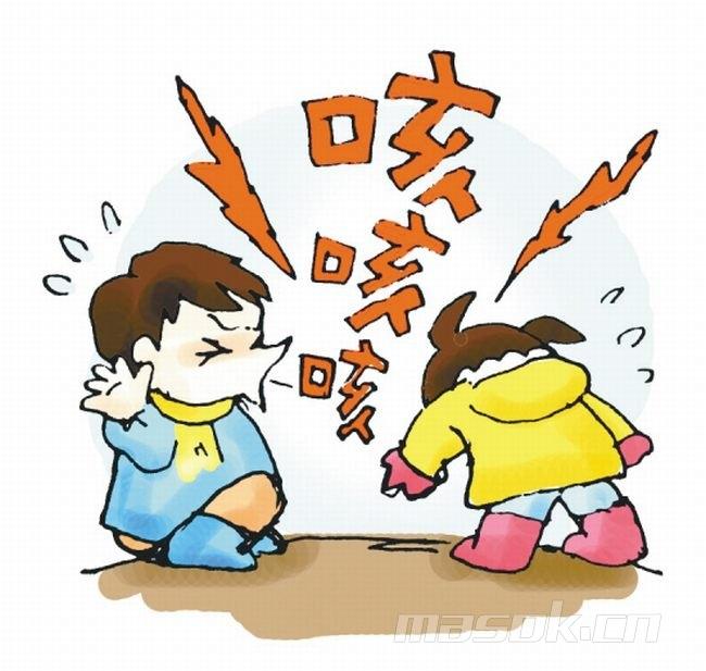 冬季易感冒:小孩咳嗽有痰怎么办