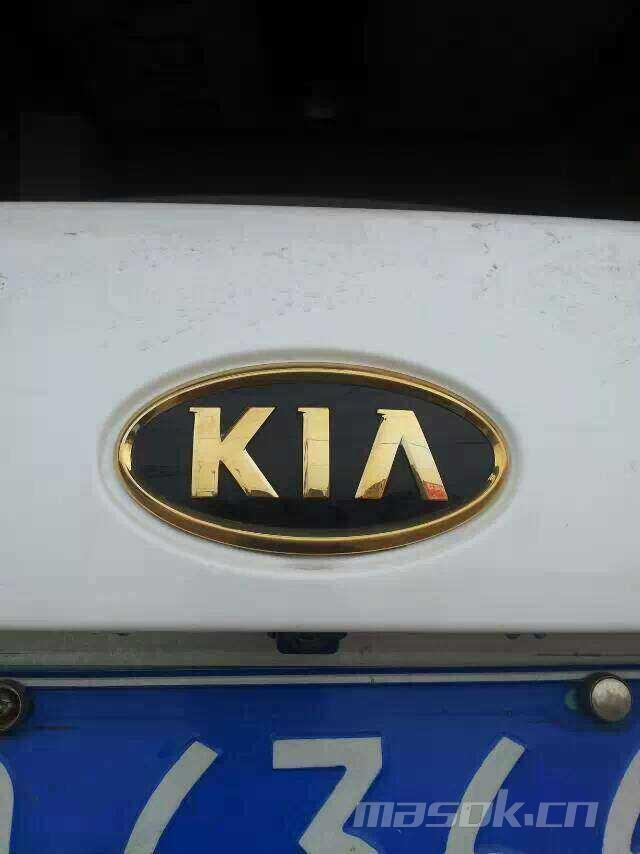 方向盘logo免拆镀金 汽车版高清图片