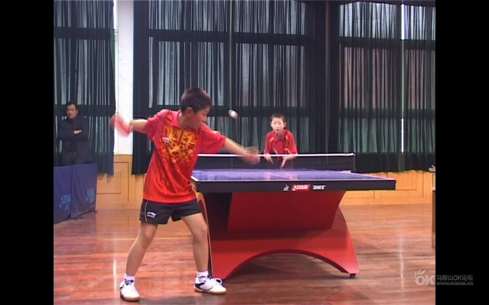 2010年马鞍山市中小学乒乓球比赛即时报道-斗鸡怎么洗水才好图片